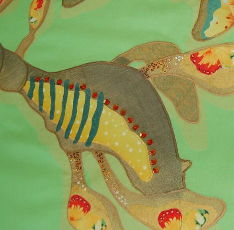 Weedy Sea Dragon Detail