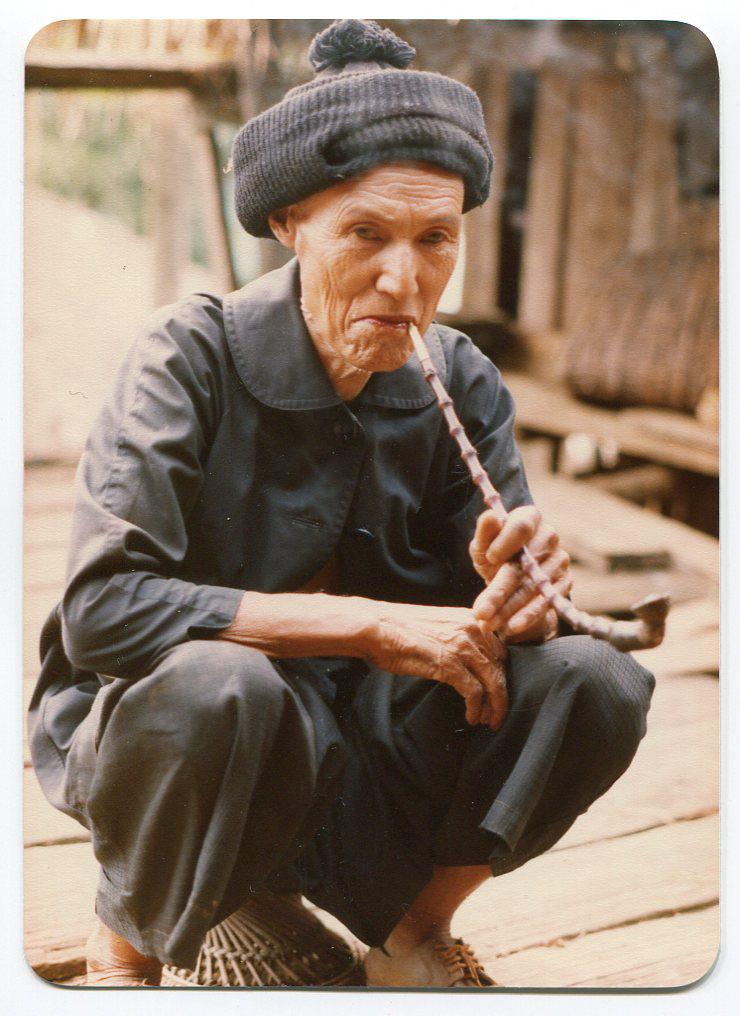 Akha Tribe Village Chief