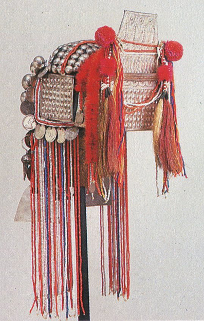 Woman's headdress