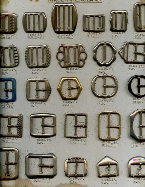 Buckles from London
