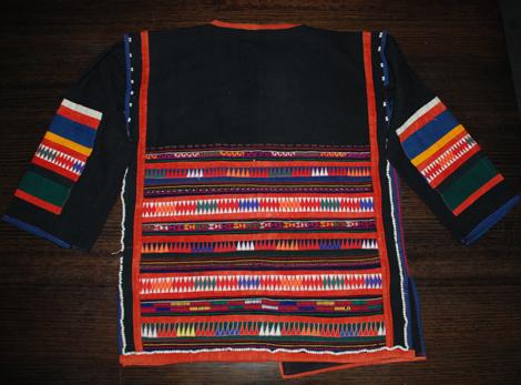 Akha Tribe  Womans jacket