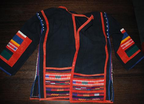 Kerrie's Jacket Front